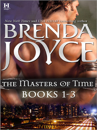 The Masters of Time 1-3 by Brenda Joyce