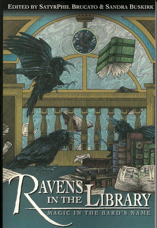 Ravens in the Library by Phil Brucato