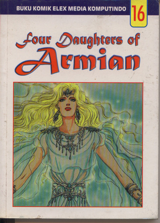 Four Daughters of Armian (Vol 16)