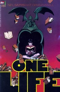 One Life, Furnished in Early Moorcock by Neil Gaiman