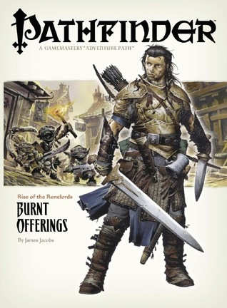 Pathfinder Adventure Path #1 by James Jacobs