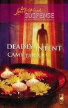 Deadly Intent (Sonoma, #1)