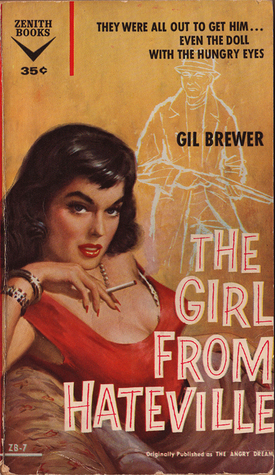 The Girl from Hateville by Gil Brewer