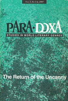 The Return Of The Uncanny by Michael A. Arnzen