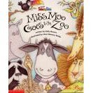 Miss Moo Goes to the Zoo by Kelly Graves