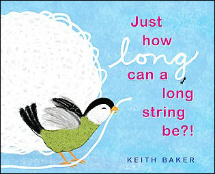 Just How Long Can A Long String Be?! by Keith  Baker