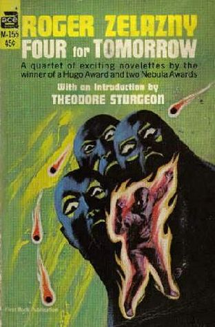 Four for Tomorrow by Roger Zelazny