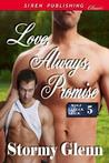 Love, Always, Promise (Wolf Creek Pack #5)