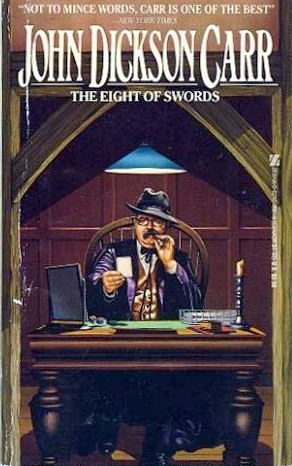 The Eight of Swords (Dr. Gideon Fell, #3)