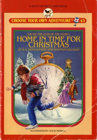 Home in time for christmas choose your own adventure for Choose your own home