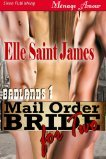 Mail Order Bride for Two by Elle Saint James
