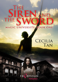 The Siren and the Sword by Cecilia Tan