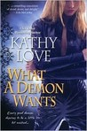 What A Demon Wants (New Orleans Vampires, #4)