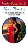 The Greek Tycoon's Virgin Wife by Helen Bianchin
