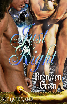 Just Right by Bronwyn Green