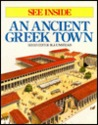 See Inside an Ancient Greek Town (The See Inside series)