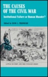 Causes of the Civil War: Institutional Failure or Human Blunder (American problem studies)