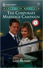 The Corporate Marriage Campaign by Leigh Michaels