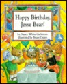 Happy Birthday, Jesse Bear!