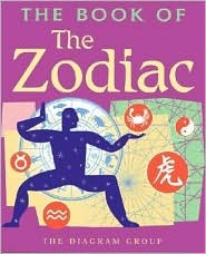 The Book of The Zodiac by Diagram Group