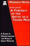 James Joyce's a Portrait of the Artist As a Young Ma (Monarch notes)