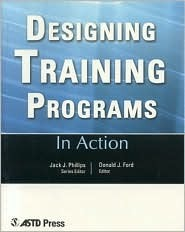 Designing Training Programs by Donald Ford