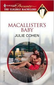 MacAllister's Baby by Julie Cohen
