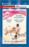 The McCallum Quintuplets by Kasey Michaels