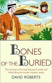 Bones of the Buried (Lord Edward Corinth & Verity Browne, #2)