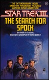 Search for Spock (Star Trek Movie 3): Search for Spock