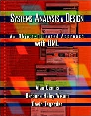 Systems Analysis and Design by Alan Dennis