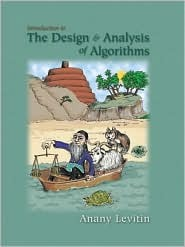 Introduction to the Design & Analysis of Algorithms by Anany V. Levitin