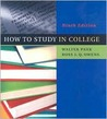 How To Study In College 9th Edition