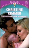 The Nine-Month Marriage (Bravo Family, #1) (Conveniently Yours, #1)