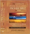 The Complete Personalized Promise Bible for Men: Every Promise in the Bible Personalized Just for You