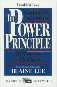 The Power Principle by Blaine Lee