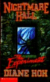 The Experiment (Nightmare Hall, #8)