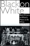 Black on White by David R. Roediger