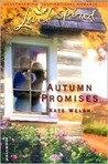 Autumn Promises (Love Inspired #265)