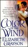 Color of the Wind by Elizabeth Grayson