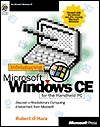 Introducing Microsoft Windows CE for the Handheld PC by Robert P. O'Hara