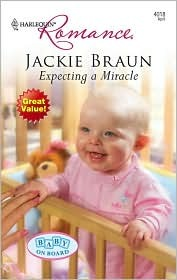 Expecting A Miracle by Jackie Braun