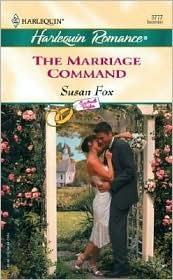 The Marriage Command by Susan Fox