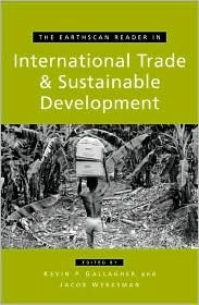 Earthscan Reader on International Trade and Sustainable Development