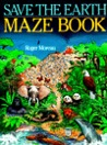 Save the Earth Maze Book