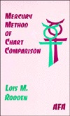 Mercury Method of Chart Comparison by Lois Rodden