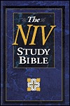 NIV Study Bible, Large Print by Anonymous