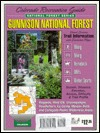 Gunnison National Forest by Outdoor Books & Maps