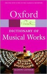The Oxford Dictionary of Musical Works