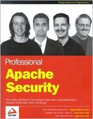 Professional Apache Security by Tony Mobily
